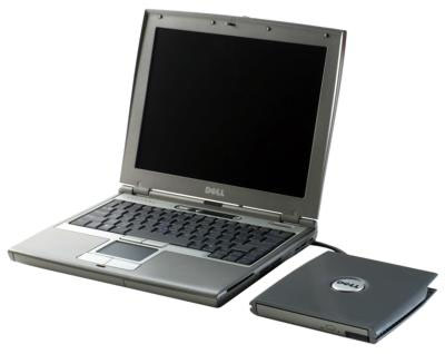 Notebook Dell Latitude D400
